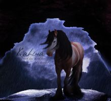 Kahlua - The Secret by HorseWhisperer101