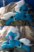 Fleetfoot Plush by Azedo