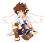 Kid Icarus: Upraghfbhfgsjk by drill-tail
