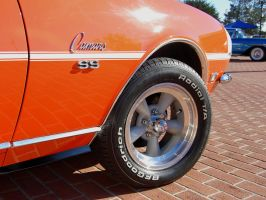 68 Chevy Camaro SS350 Monterey by Partywave