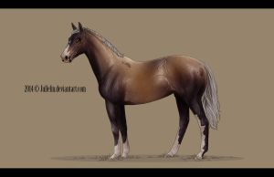 Thoroughbred Commission #5 by Jullelin