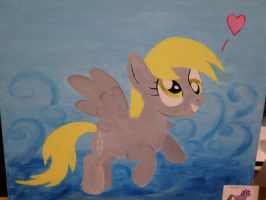 Derpy Loves You by Juu50x