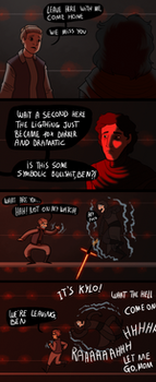 Star Wars - Grounded by Kelgrid