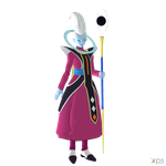 DBXV - Whis by Postmortacum