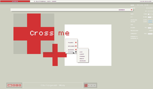 crossMe 2 by meanmechanics