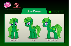 Lime Dream Puppet ((DL) Adobe Flash) by LimeDreaming