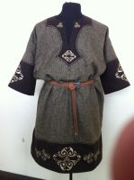 Celtic Tunic brown by RobynGoodfellow