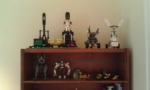 LEGO creation lineup [2012-05-12] by foxhead128