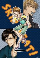 CV_Skip Beat by riotycurls