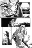 SUPERGIRL 3 p.19 Asrar by BillReinhold