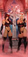 Succubus by Sarfan