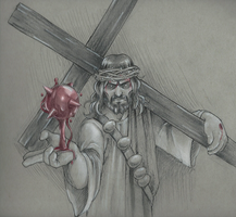 He has risen V.2 by devpose