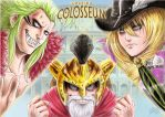Corrida Colosseum by Gbtz007