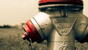 Hydrant by P-Ron