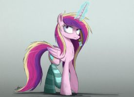 Never Be Royals - Princess Cadence by NCMares