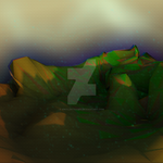 Low Poly Landscape by VinylDotRawr