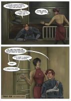 Resident Evil 2 - First Aid by PhoenixFuryBane
