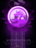 Shadow Medallion by john1315