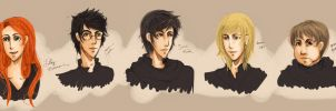 Marauder Era by a-pikachu