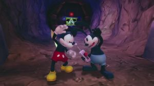 EM2: Oswald And Mickey Face Peril by swarlock64
