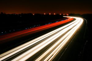 M3 Motorway Traffic Trails - 8 by fruitycube