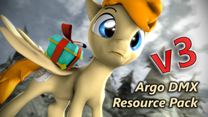 Argo DMX Resource Pack v3 by argodaemon