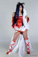 Ahri from league of legend by pgmorin