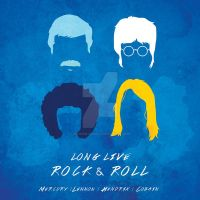Long Live Rock and Roll by ExtremeJuvenile