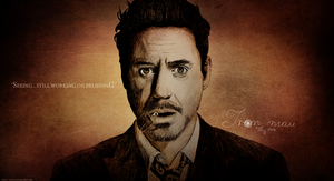 Iron Man (Robert Downey Jr.) by Little--Decoy