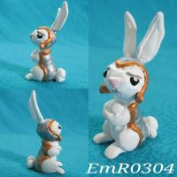 SOLD: Angel Bunny Detail by EmR0304