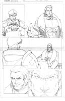 Valor Page6 Pencils by MJValle
