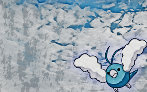 Swablu by TheEmerald
