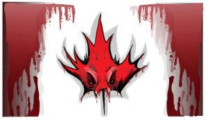 Oh Evil Canada by MichelleSix