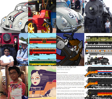 2014 - The Year of the Railfan by omega-steam