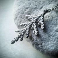 Snow Falling on Cedars~ by QuintessentialArts