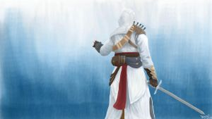 Altair Ibn La'Ahad: Access the Animus by Torchic1123