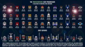TRANSFORMERS Icon Progression by Trecathlus