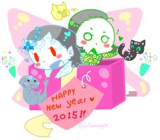 another new year gitf for you! by TomatoGyoza