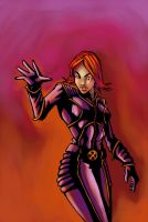 X2 FanArt Jean Grey by blaz