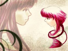 Farther from Face to Face by irk