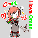 National holiday in Oman by zerocools