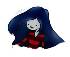 Marceline by Eriamyv