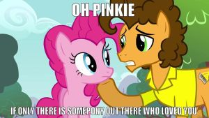 Oh Pinkie... by Fantasygerard2000