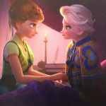 Anna and Elsa frozen fever 2 by queenElsafan2015