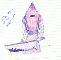 Pyramid Head by SiliconeMess