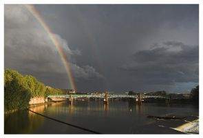 Toulouse - After storm 2 by salviphoto