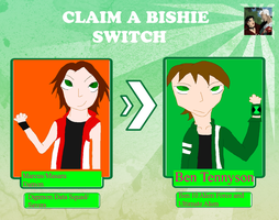 Claim a Bishe Switch by Finny-KunGoddess