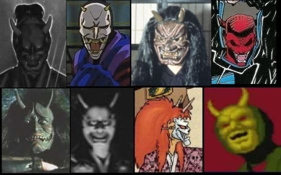 Hannya Business by ToonTorment