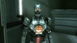 Nukem Robot by TheRumbleRoseNetwork
