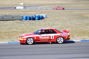 Winfield Nissan Skyline R32 by Gasmaskguard